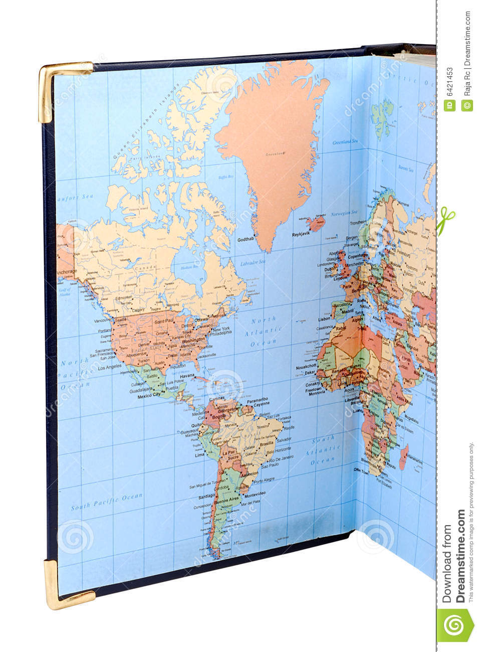 World map stock image. Image of country, geography, atlas - 6421453