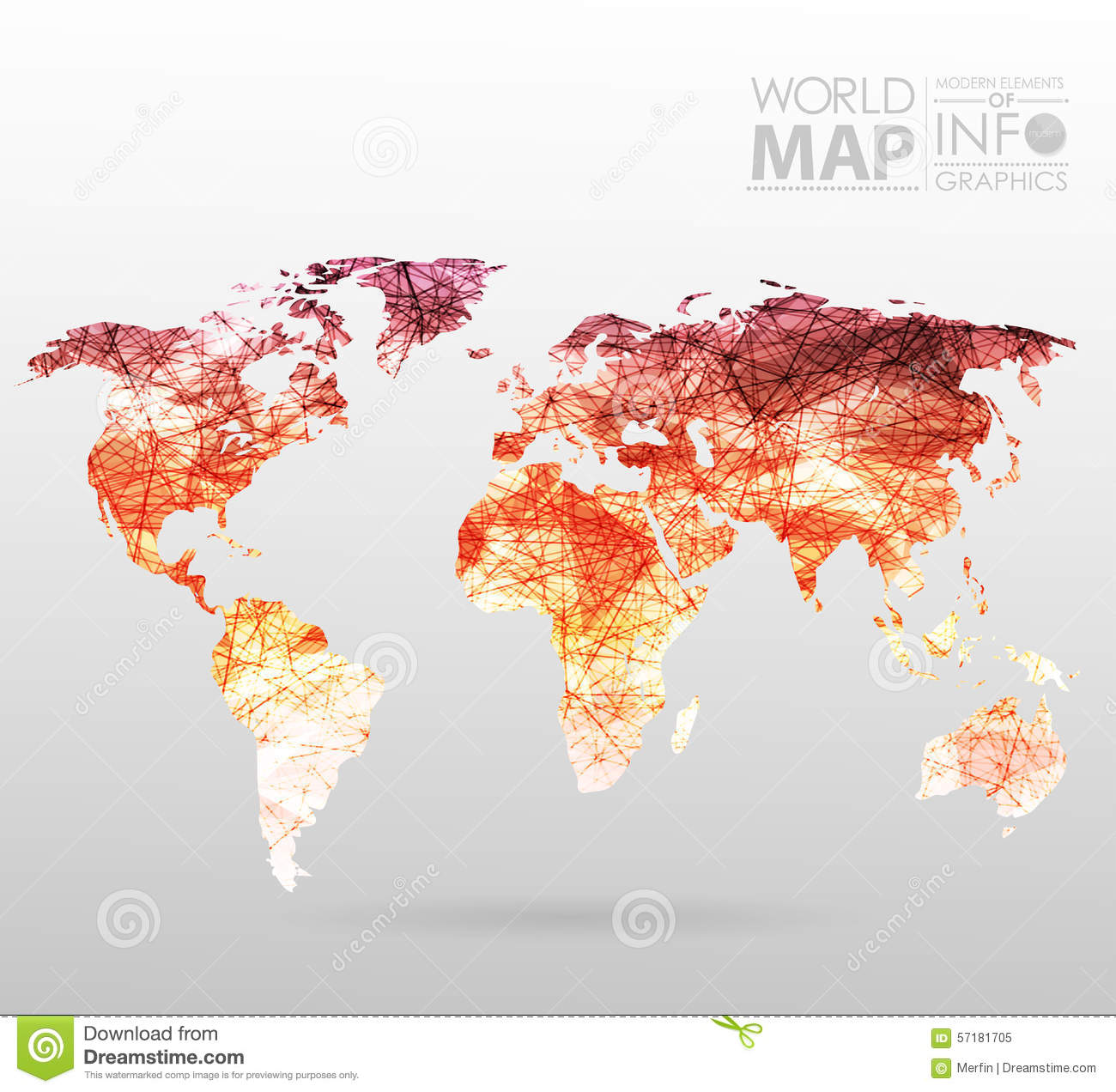 World map background in polygon stock vector illustration of world map background in polygon royalty free vector download gumiabroncs Images