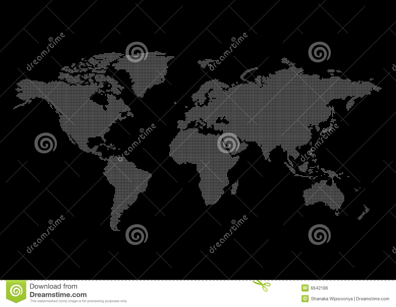 World map black background stock vector image of globes 6642186 world map black background gumiabroncs Images