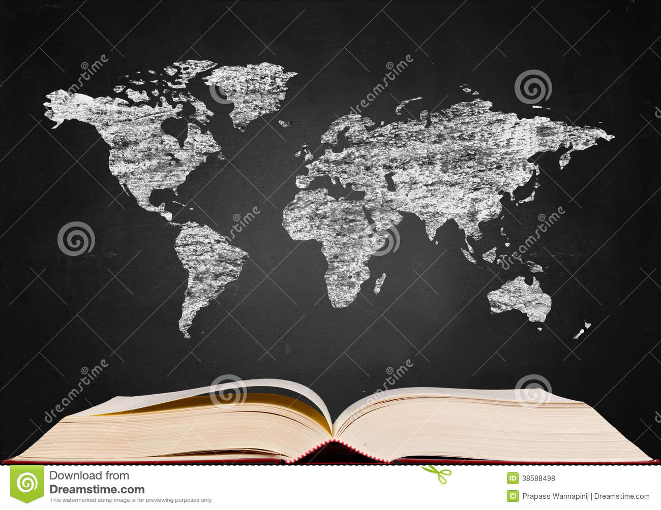 World map on blackboard stock illustration illustration of black world map on blackboard royalty free stock photo gumiabroncs Image collections