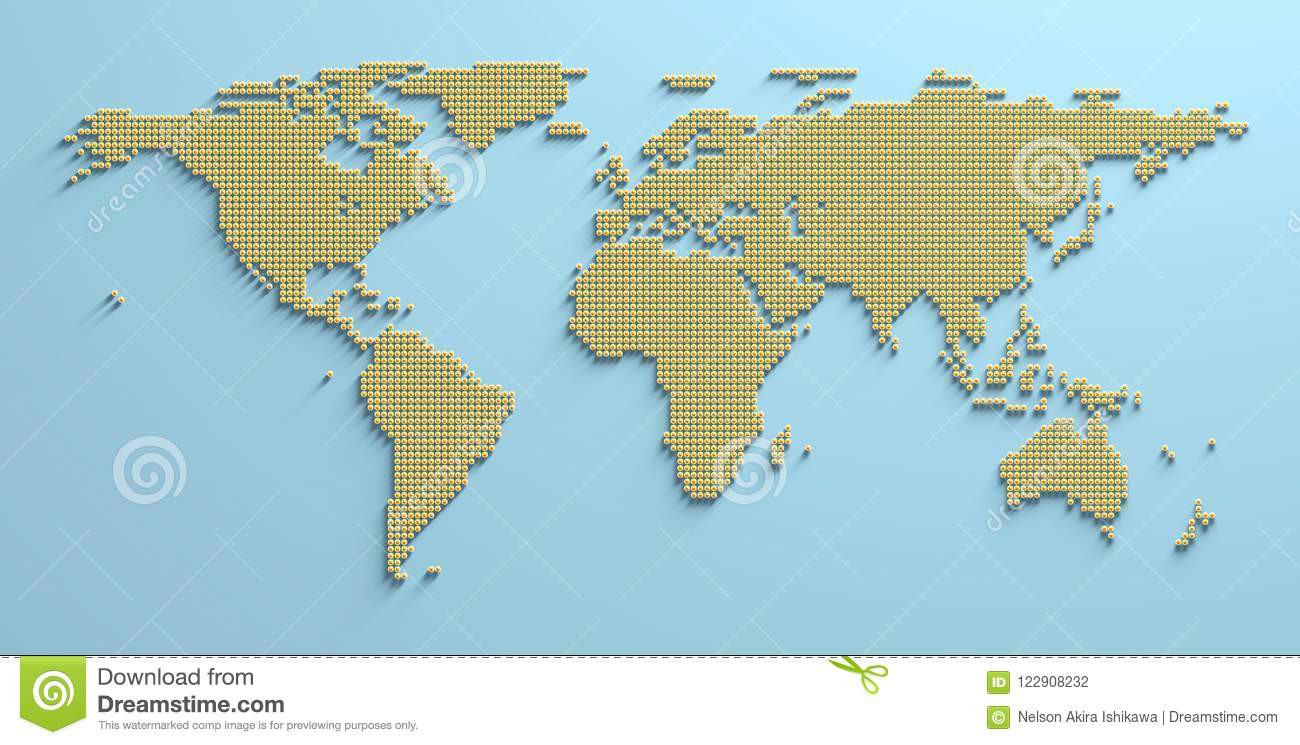 World Map 3D Shape Image Illustration Stock Illustration ... on norristown map, franconia map, ambler map, milford map, lafayette hill map, warrington map, upper darby map, blue bell map, souderton map, lansdale map, lincoln university map, frederick map, orkney map, wayne map, conshohocken map, valley forge map, pentland firth map, new hope map, monroeville map, media map,