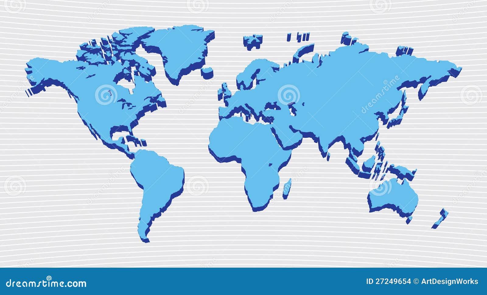World map design stock vector illustration of general 27249654 download comp gumiabroncs Images