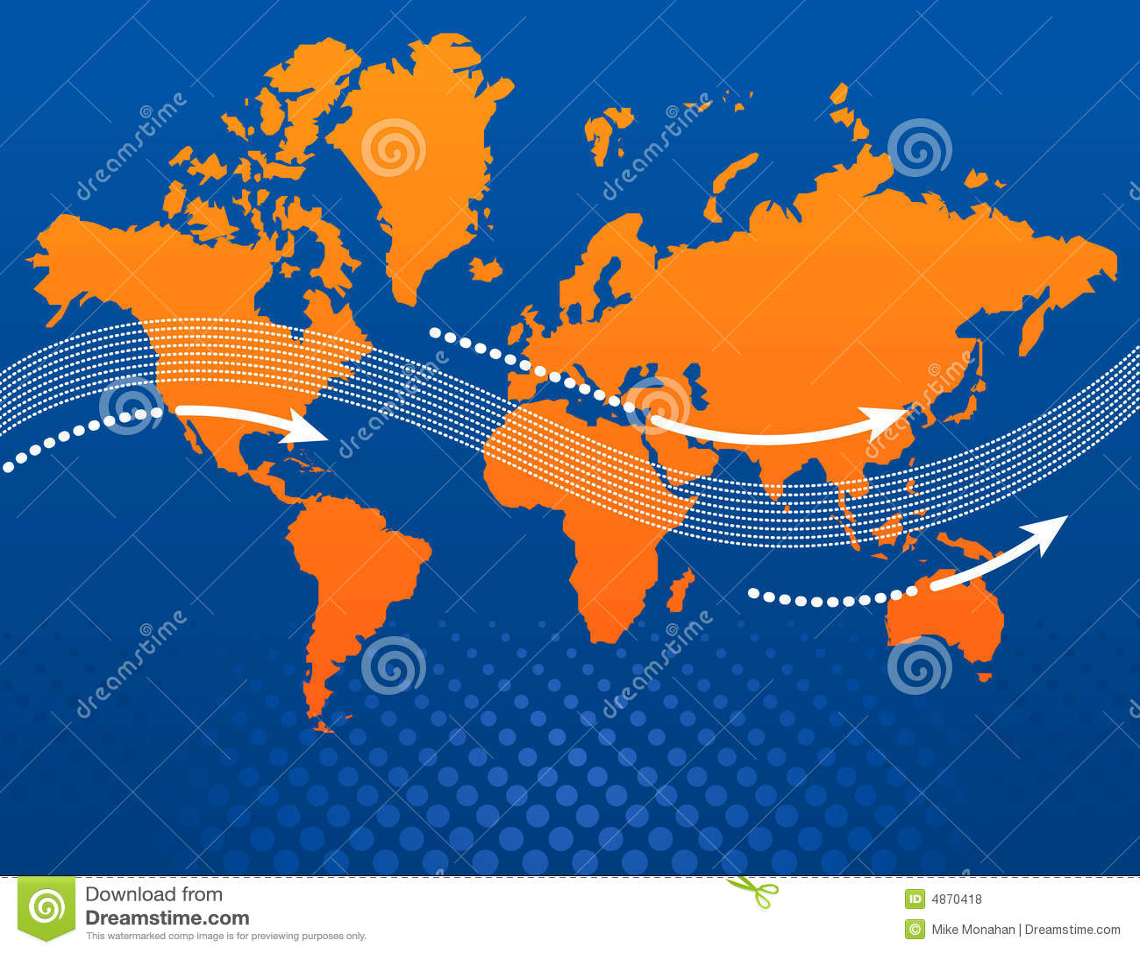 World map design royalty free stock photos image 4870418 for Map designer free
