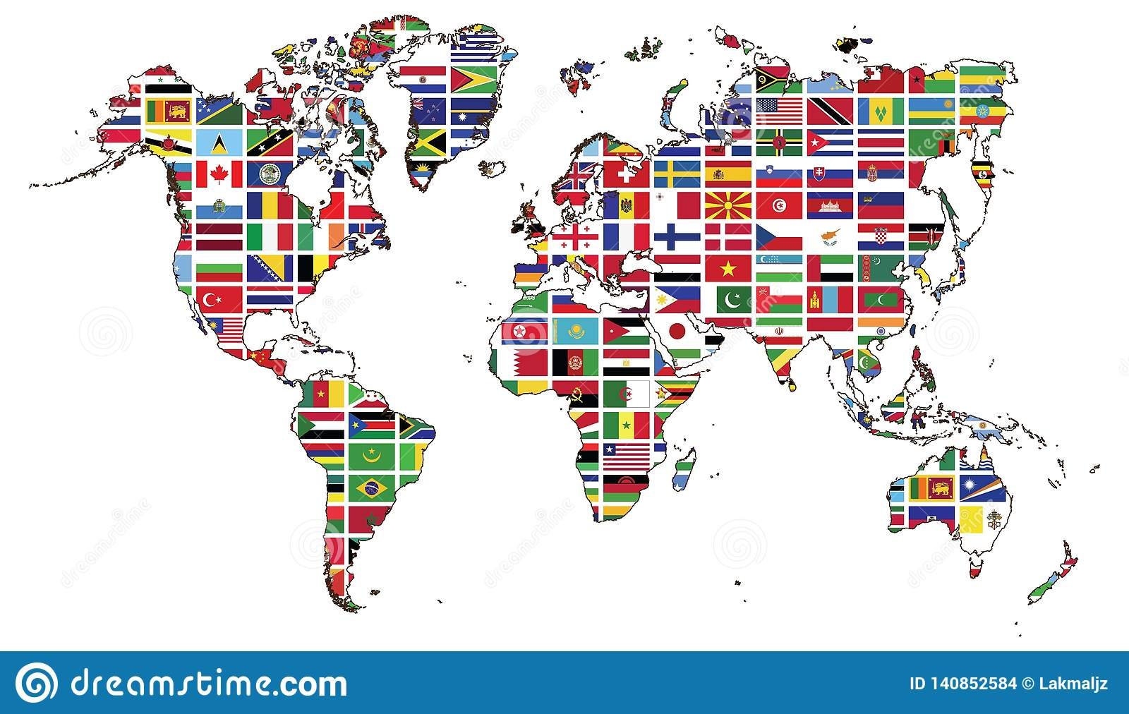 World Map And World Flag Collection Stock Vector ... on global flags, world map banner, world map with countries, world map countries of the world, us state flags, world map europe, world map engraving, middle east flags, world map apparel, african flags, world map wallets, german flags, north american flags, world map us states, globe flags, country flags, world map wall graphics, russia flags, world map bookmarks, usa maps flags,