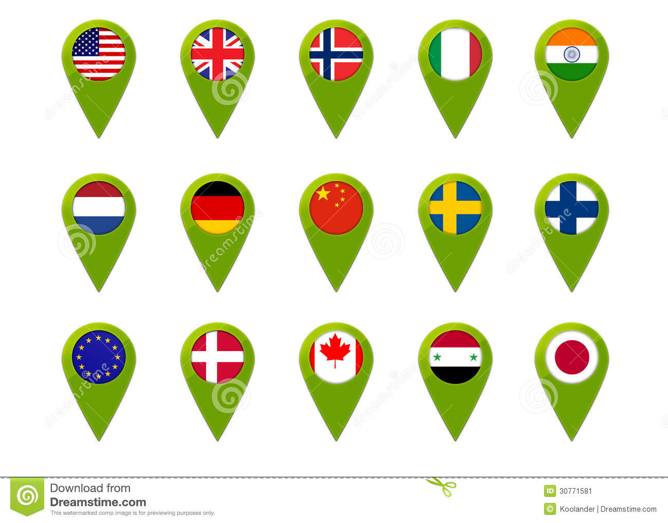 World map flag pins stock illustration illustration of netherlands world map flag pins royalty free stock photo gumiabroncs Choice Image