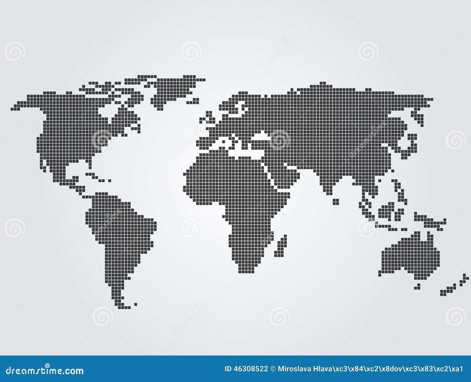 World map stock vector illustration of modern europe 46308522 download world map stock vector illustration of modern europe 46308522 gumiabroncs Image collections