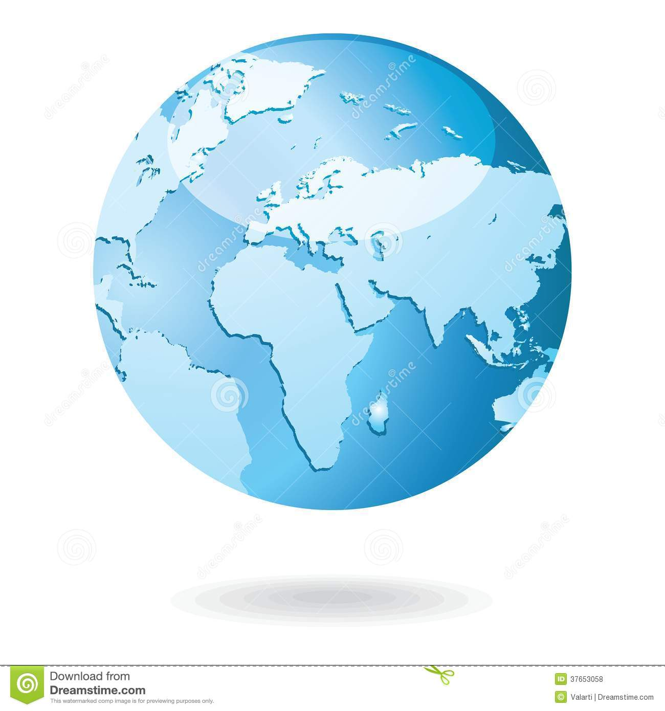 World map and globe detail vector illustration stock vector world map and globe detail vector illustration royalty free stock photo gumiabroncs Choice Image