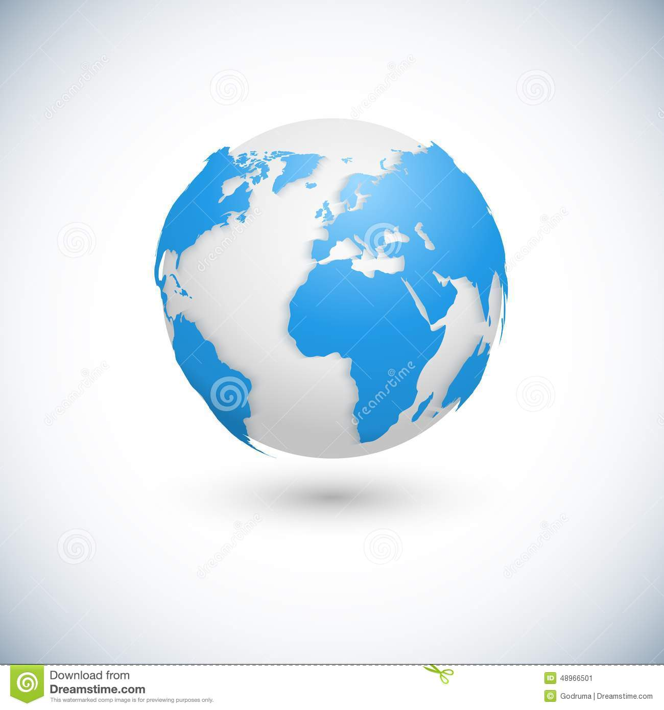 World map and globe detail vector illustration vector illustration world map and globe detail vector illustration vector illustration cartoondealer 29753088 gumiabroncs Gallery