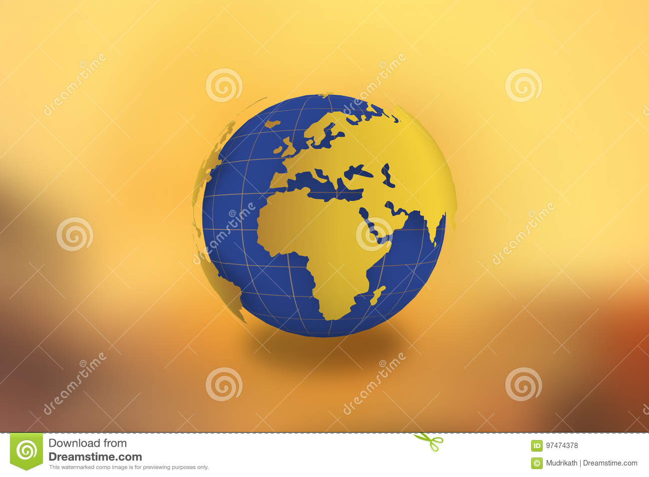 World map globe in golden background 21 july 2017 stock download world map globe in golden background 21 july 2017 stock illustration illustration gumiabroncs Image collections