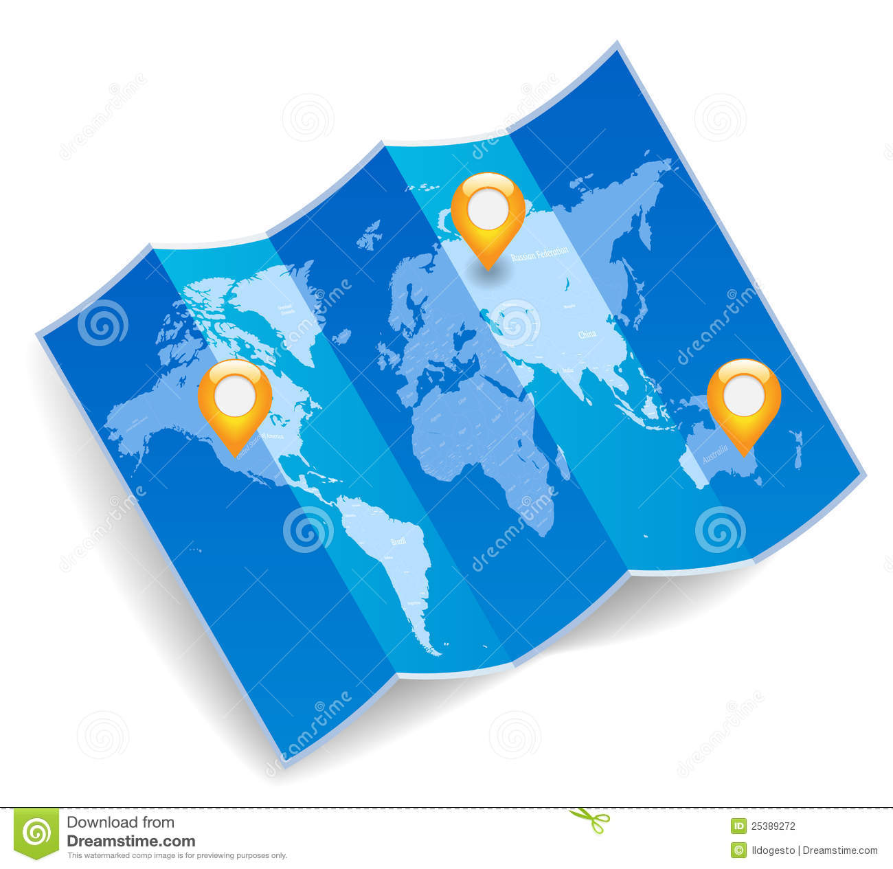 World map with gps marks stock vector illustration of borders world map with gps marks royalty free stock photo gumiabroncs Image collections