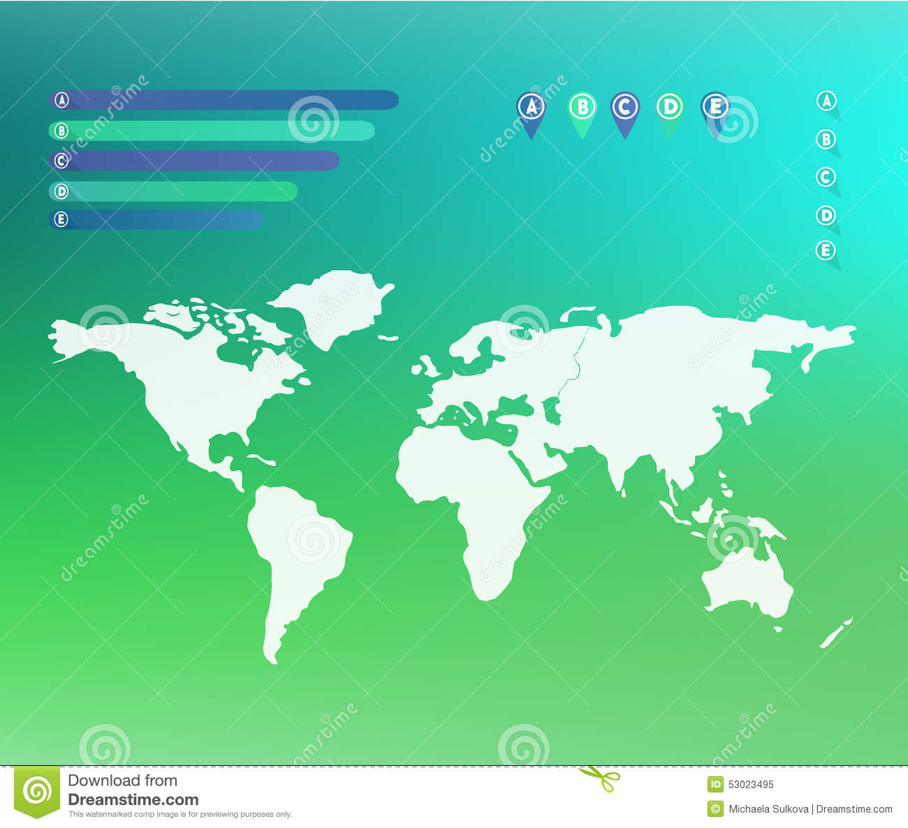 World map illustration on blurred green and blue background mesh world map illustration on blurred green and blue background mesh suitable for infographic gumiabroncs Image collections