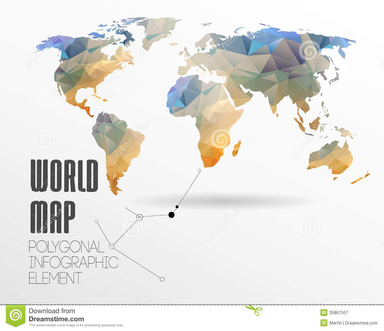 World map and information graphics stock vector illustration of world map and information graphics continent planet gumiabroncs Gallery