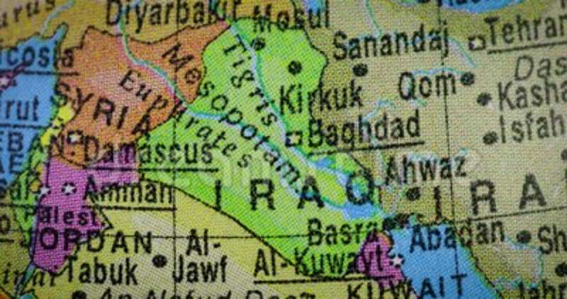World map with iraq country map stock footage video of location world map with iraq country map stock footage video of location east 115627992 gumiabroncs Images