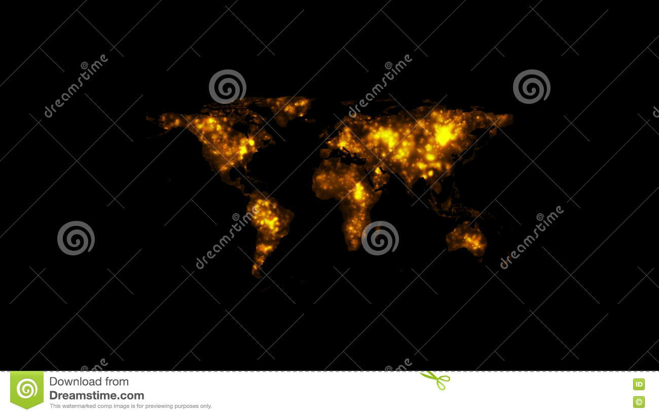 World map lights glowing at night video animation stock video world map lights glowing at night video animation stock video video of drawing illustration 79004137 gumiabroncs Choice Image