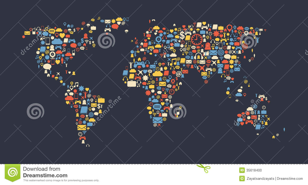 The Next Ten Years Of The World In The Era Of Globalization And The Internet