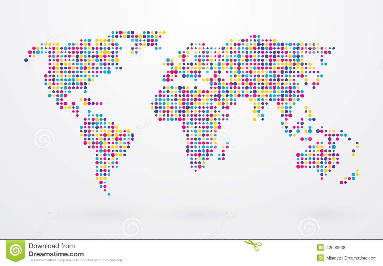World map stock vector illustration of travel city 42090638 world map royalty free vector gumiabroncs Choice Image