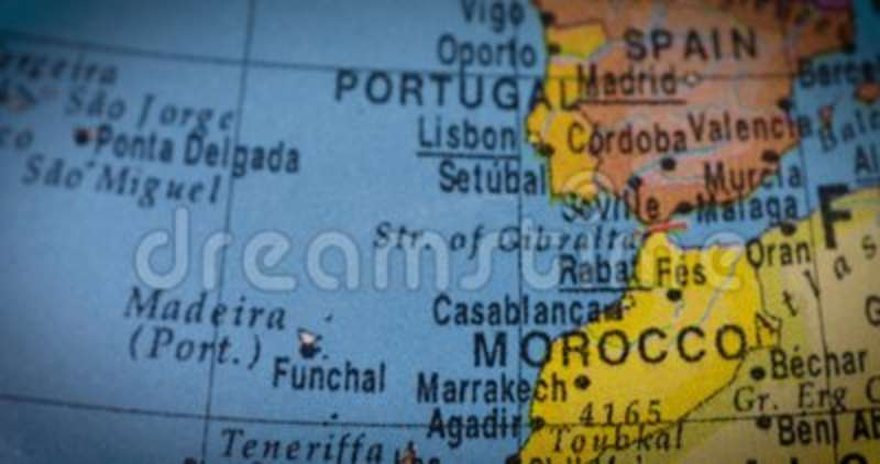 World map with morocco country map stock video video of global world map with morocco country map stock video video of global continent 115620221 gumiabroncs Image collections