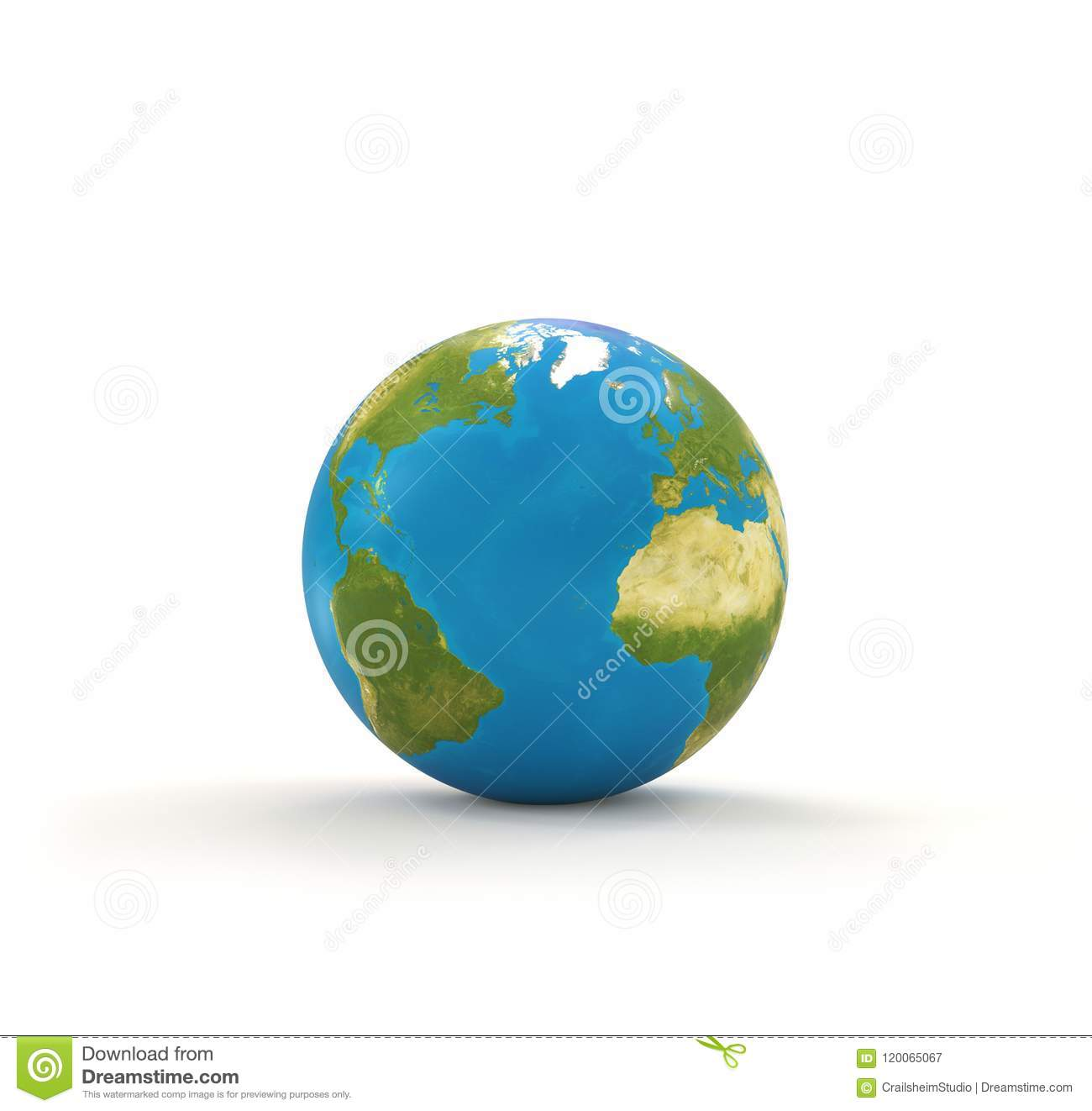 World map planet earth globe 3d illustration stock illustration world map planet earth globe 3d illustration international wide gumiabroncs Image collections