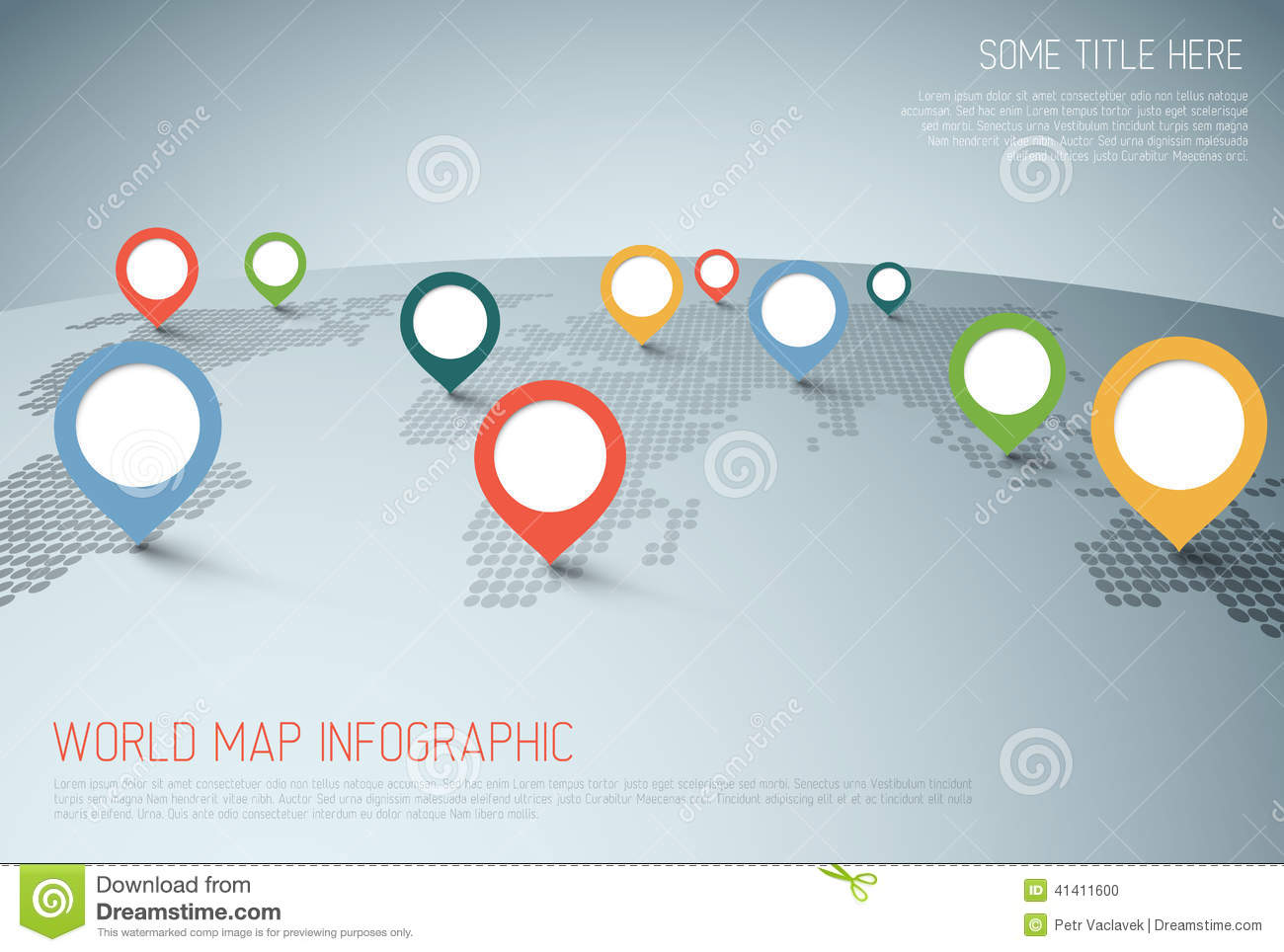 Free Google Maps Pointer Icon: Map Pointer Stock Illustration
