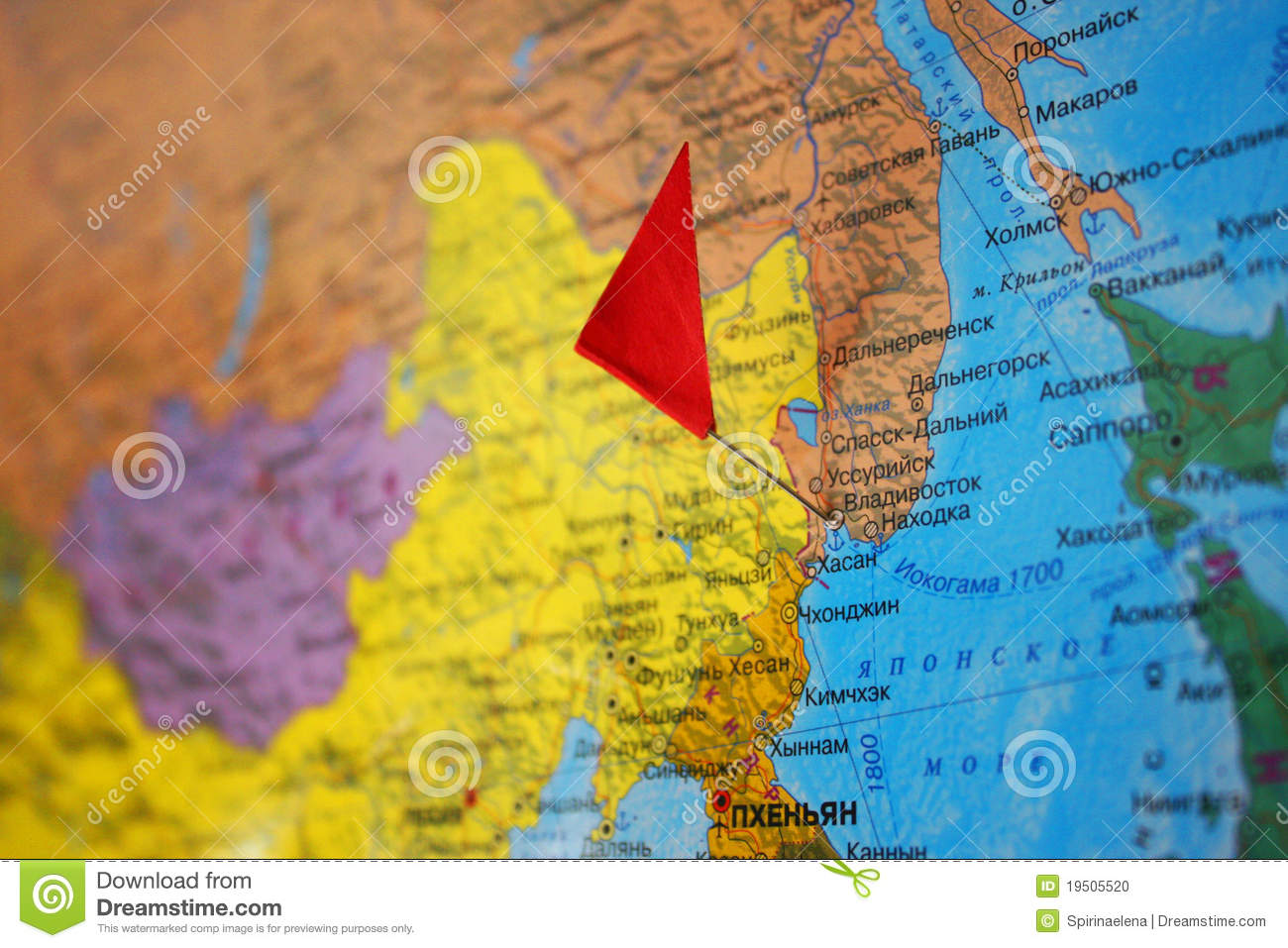 World map in russian language stock photo image of flag russian download comp gumiabroncs Images
