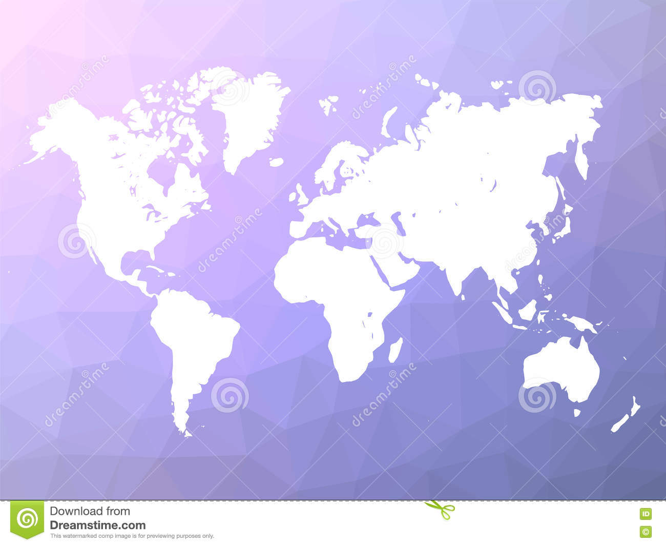 World map silhouette on blue violet low poly background stock world map silhouette on blue violet low poly background gumiabroncs