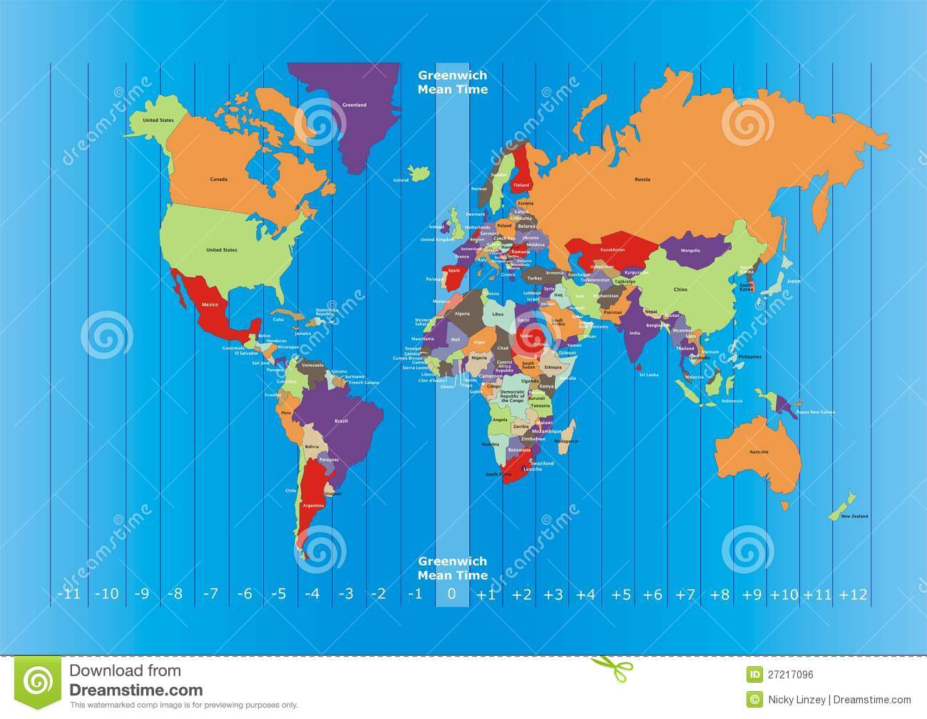 world map time zones vector free vector in adobe illustrator ai