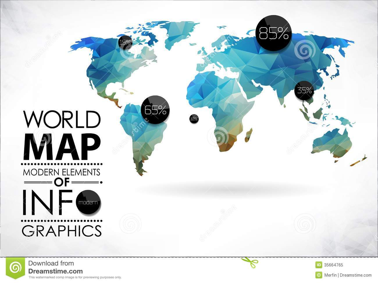 World map and typography illustration 35664765 megapixl gumiabroncs Image collections