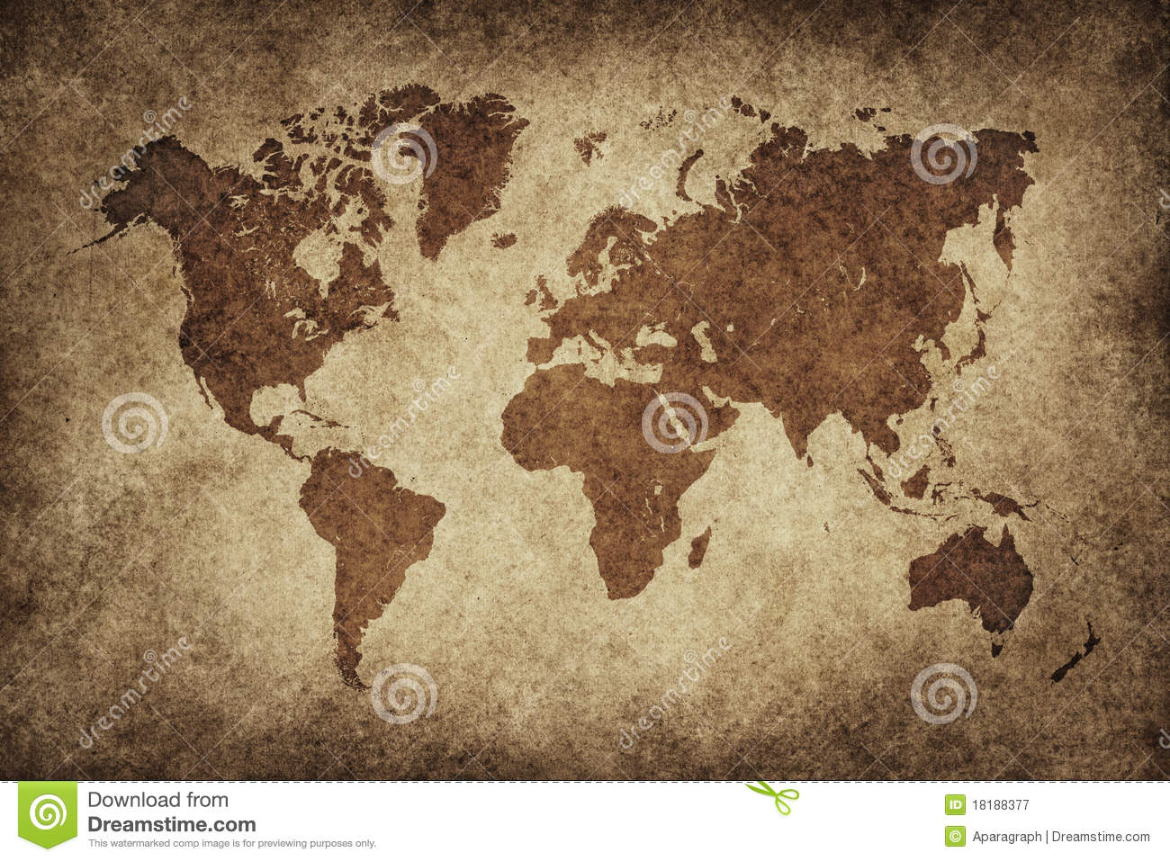 World map in vintage background stock illustration illustration of download world map in vintage background stock illustration illustration of abstract north 18188377 gumiabroncs Gallery