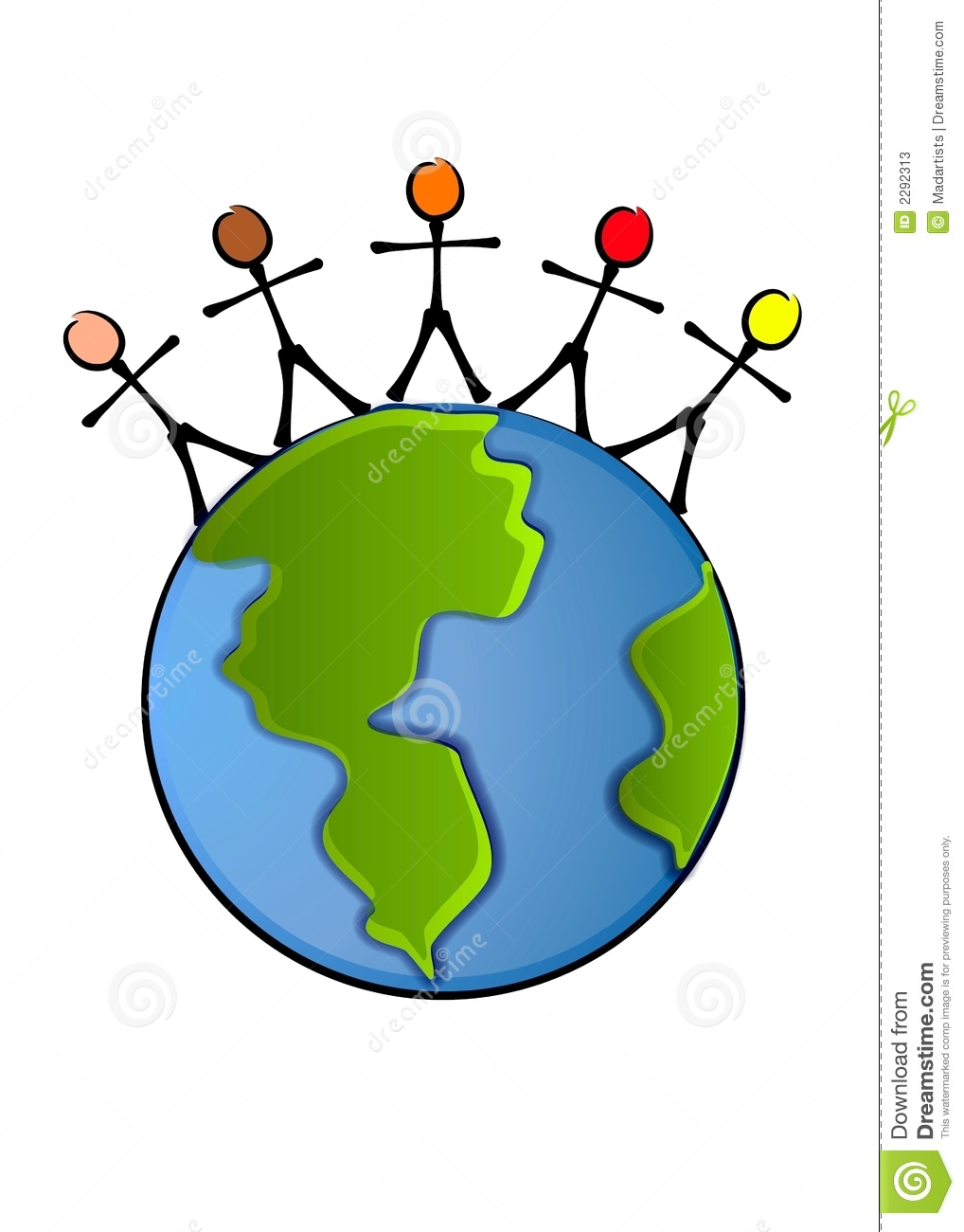 World Peace Earth Clip Art