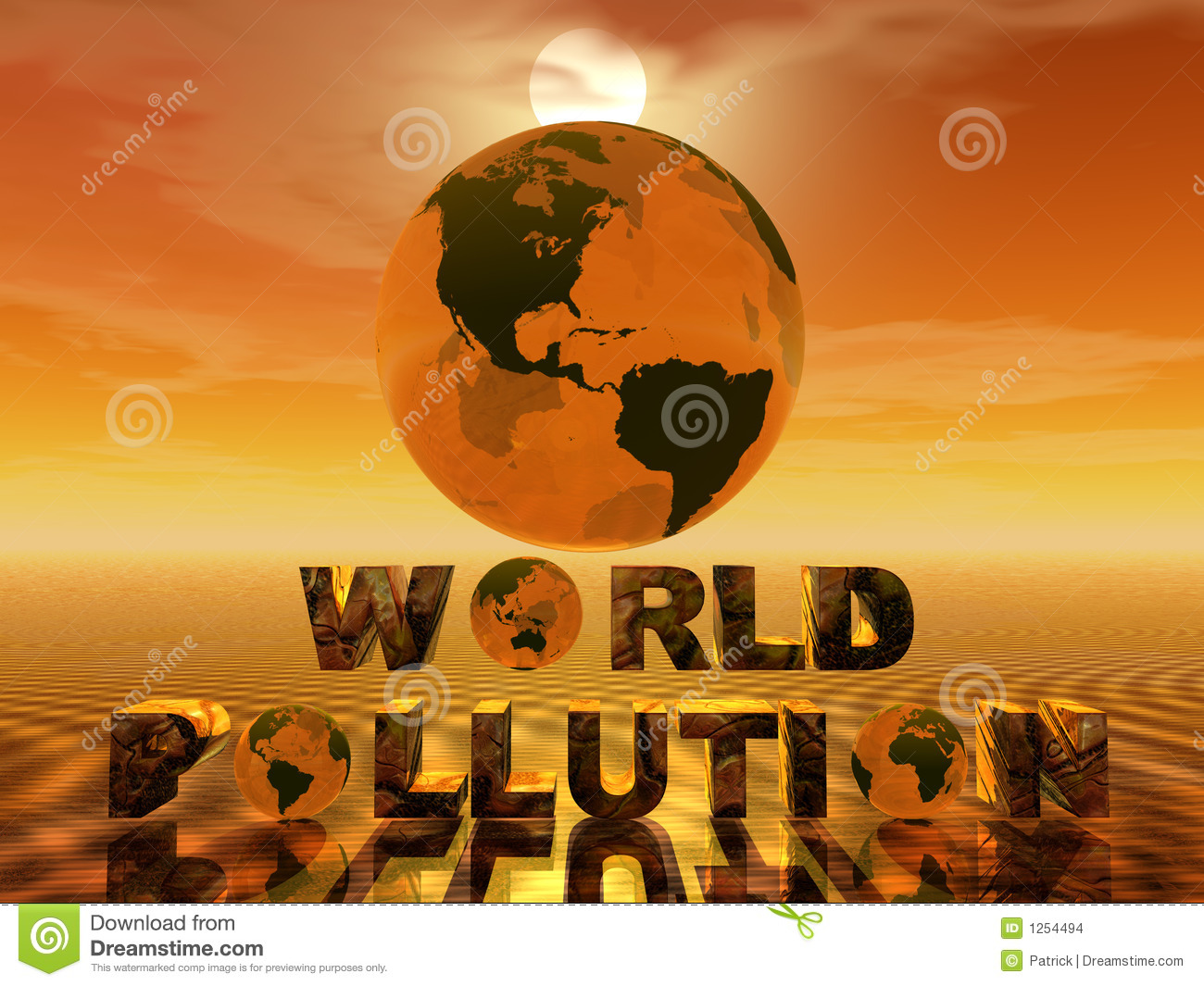 afforestation and pollution free world Trees have almost 350 million years' experience in sequestering carbon  afforestation - adding forest to  soil erosion, water pollution, and, of course.