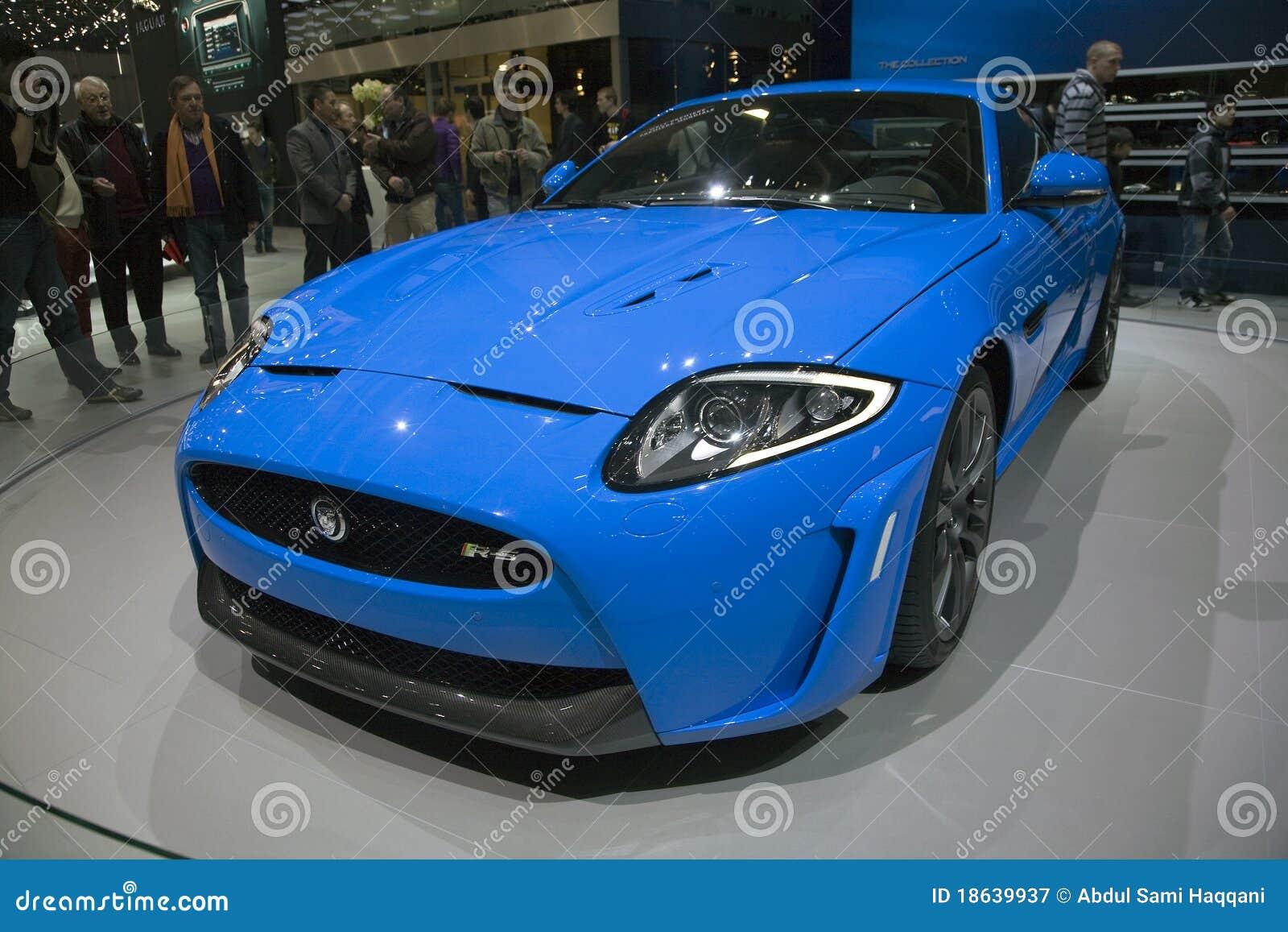 World Premiere Jaguar XKR-S2 Coupé
