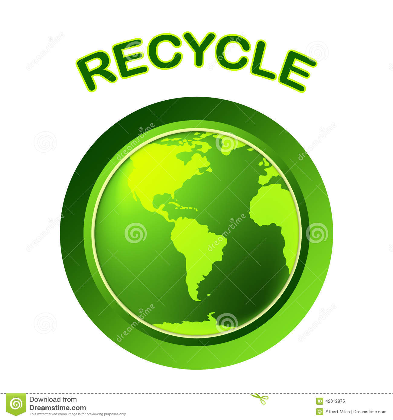 World Recycle Shows Eco Friendly And Conservation Stock World Recycle Shows Eco Friendly Conservation Meaning Earth Environment  Stock Illustration World Recycle Shows Eco Friendly Conservation Meaning Earth Environment Image