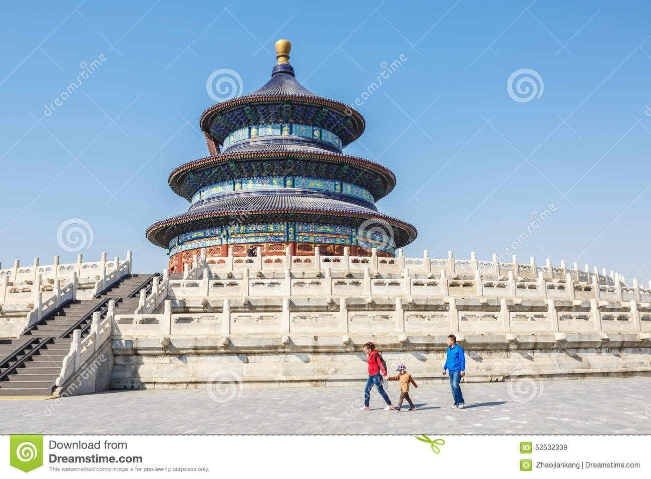 Worlds Most Famous Ancient Architecture Of The Temple Of Heaven