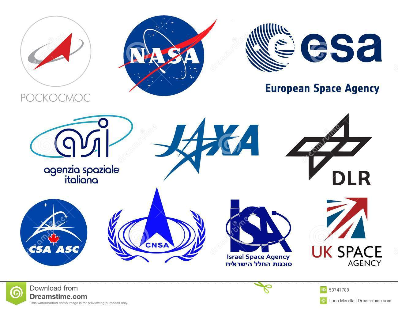 World space agencies l...
