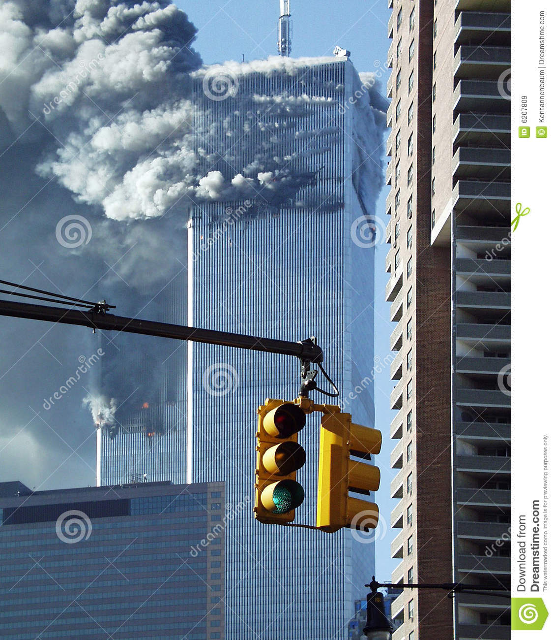 World Trade Center on September 11, 2001_2
