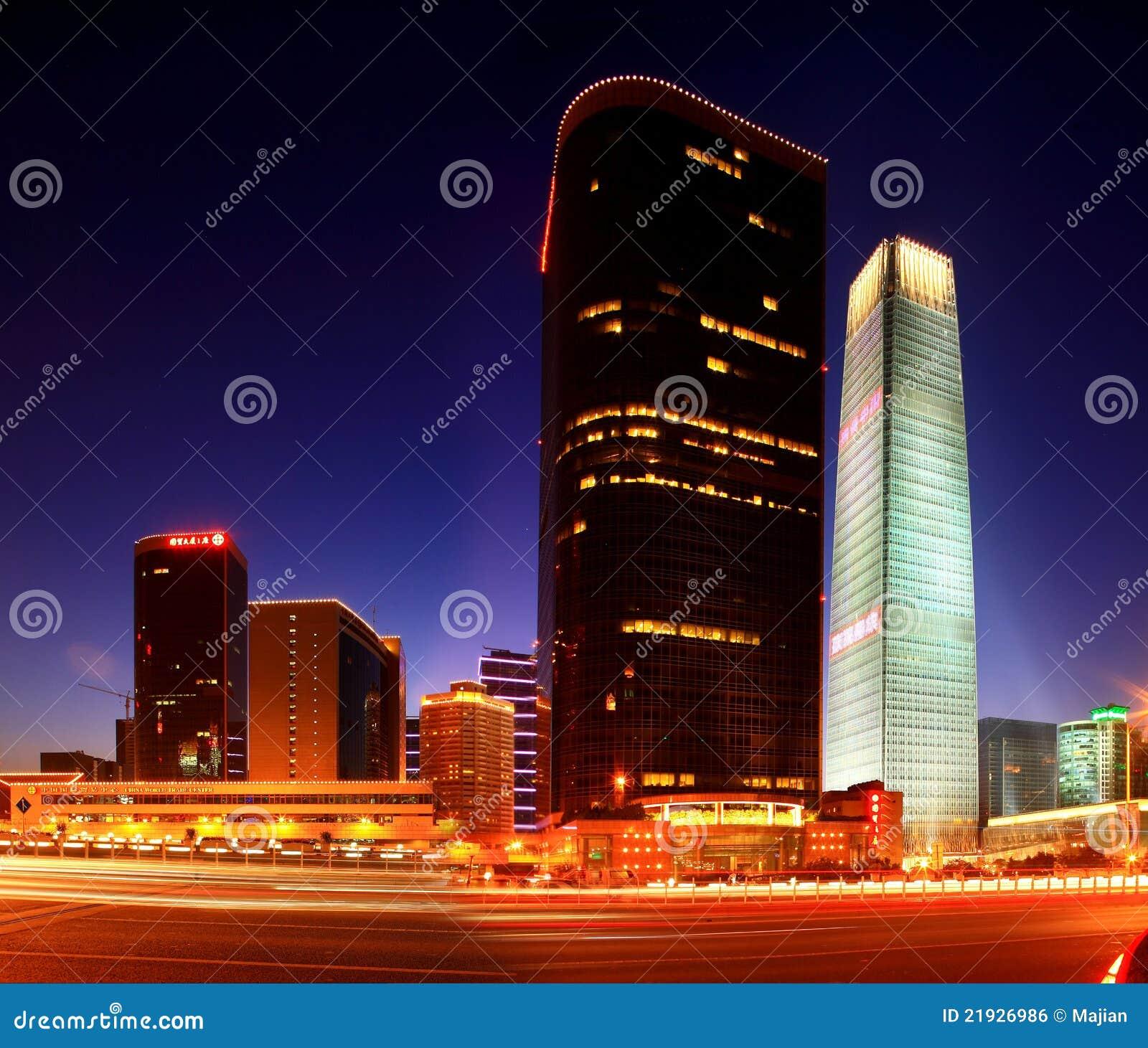 World Trade Center trois de Pékin