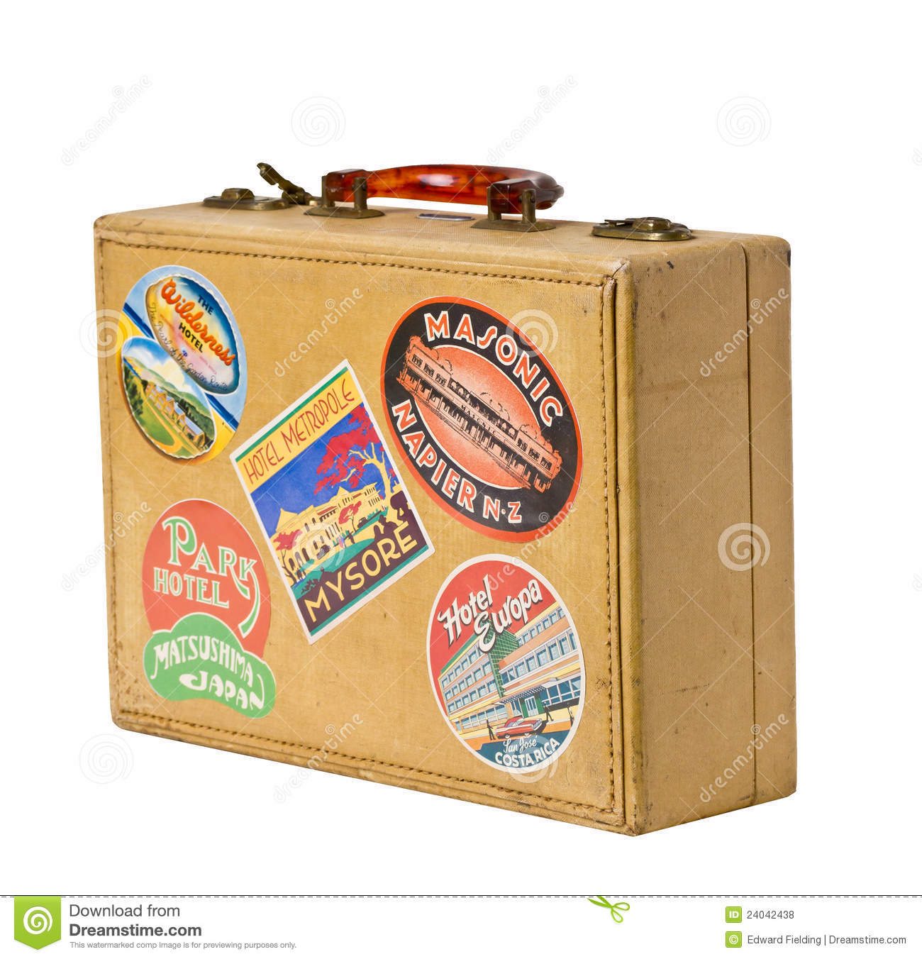 World traveler a retro vintage suitcase editorial stock for What to do with vintage suitcases