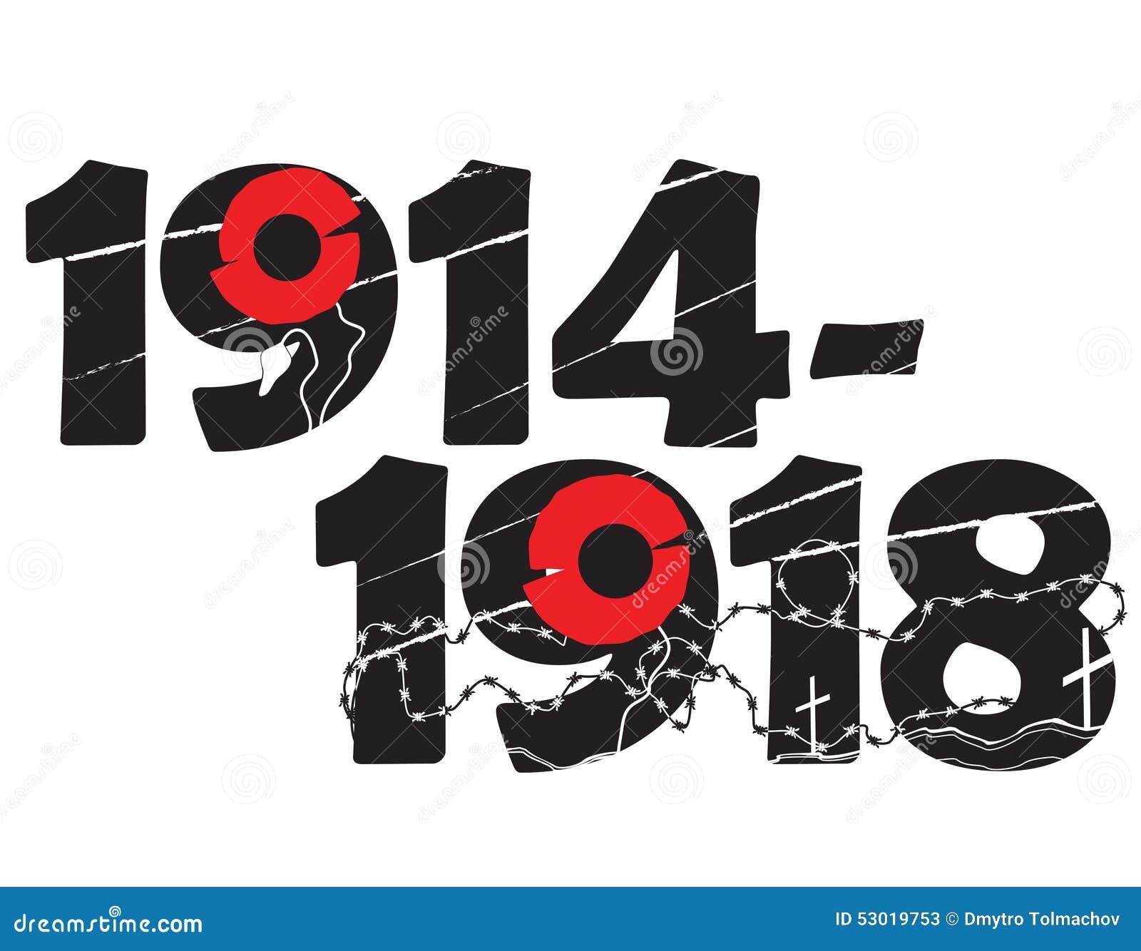 World war i dates