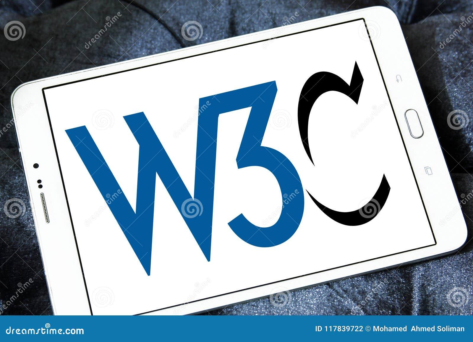 World Wide Web Consortium, W3C, logotipo