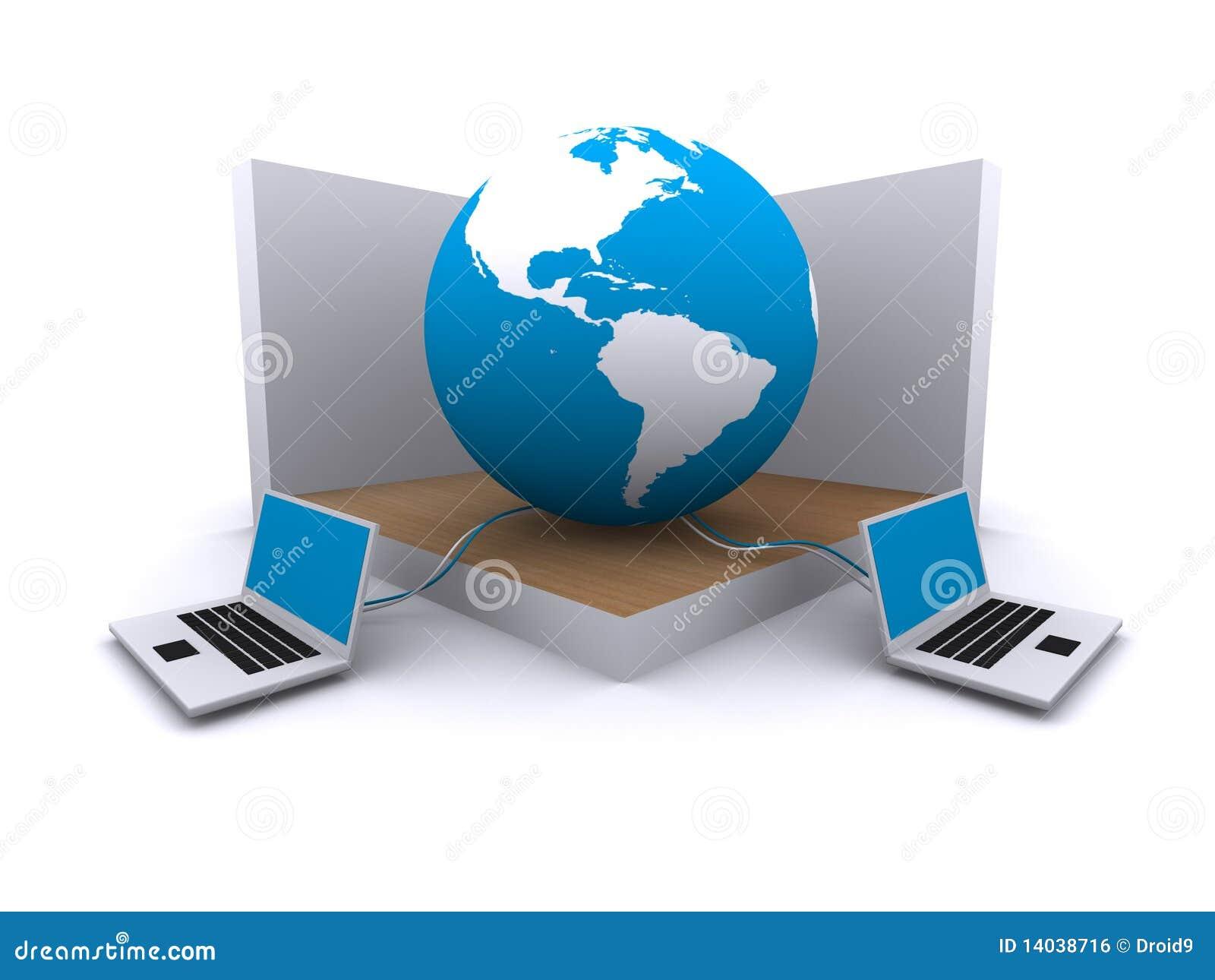 World Wide Web en computers