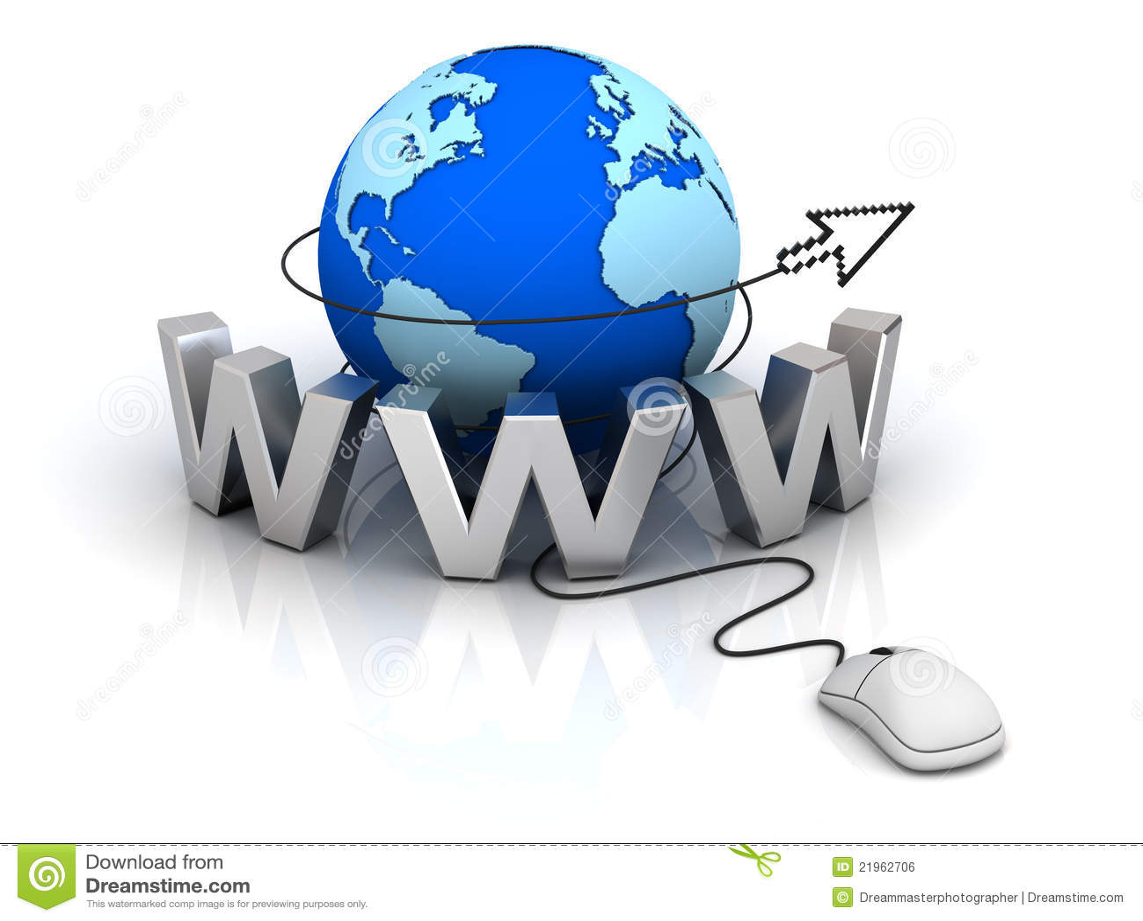 internet web: