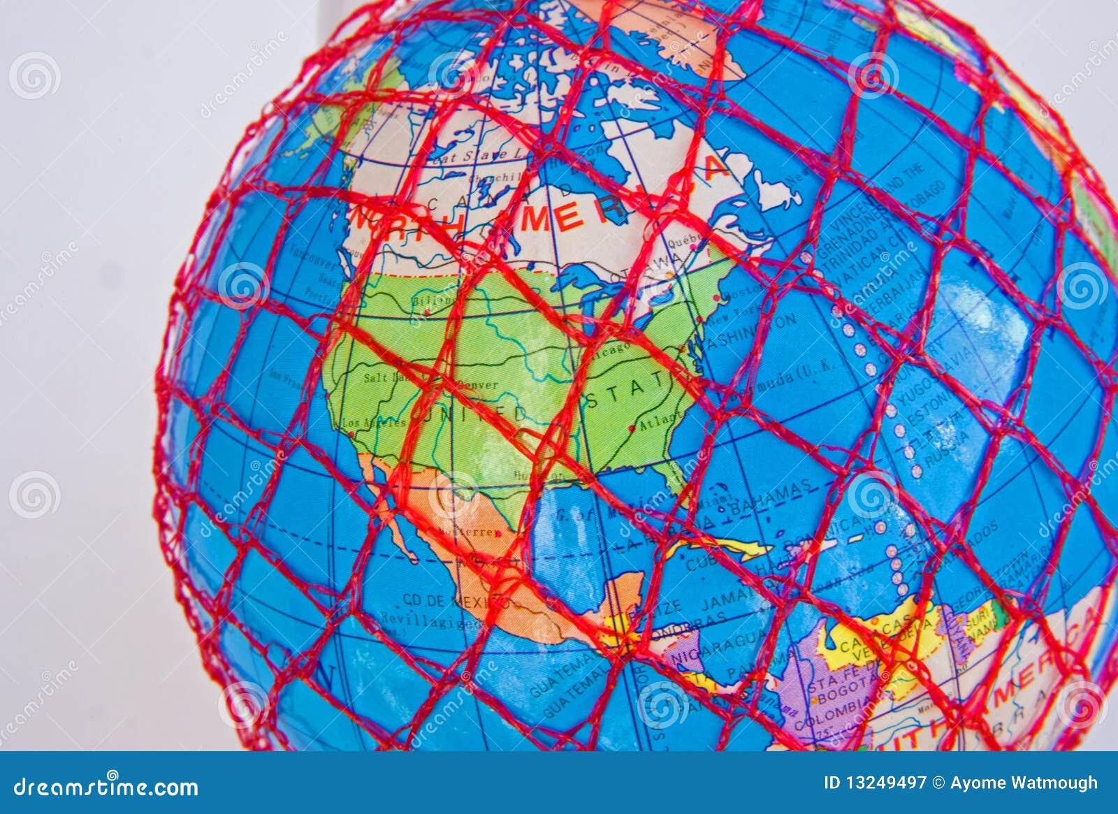 World wide web: United States of America.