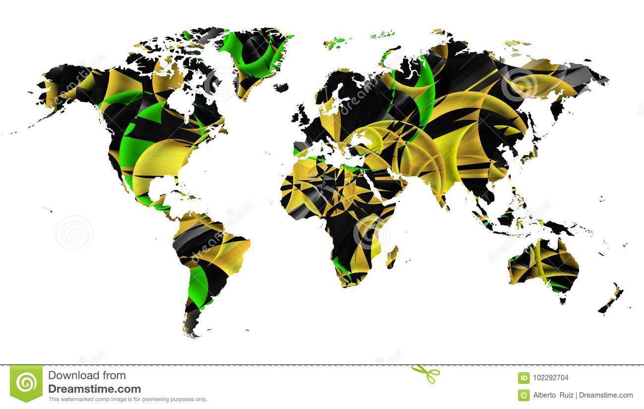 Cool worldmap nature stock illustration illustration of radiance download comp gumiabroncs Image collections