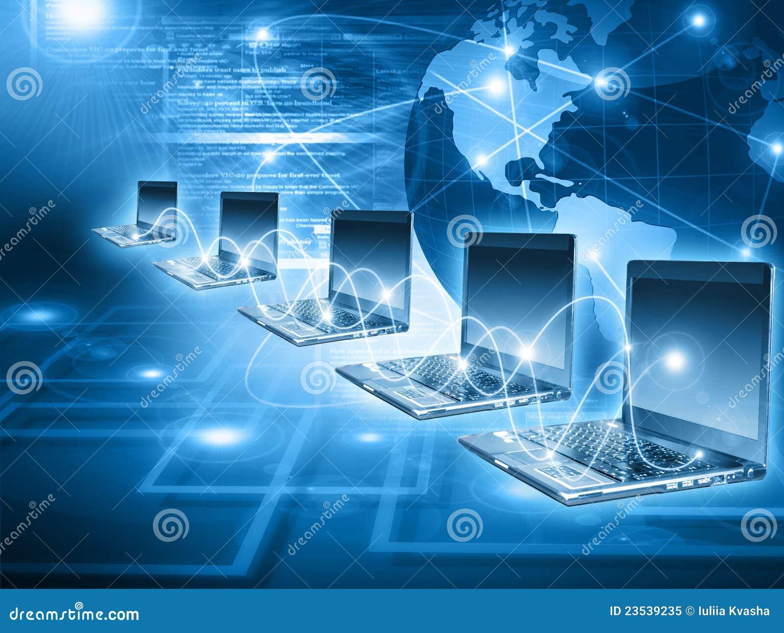 Worldwide computer connectivity