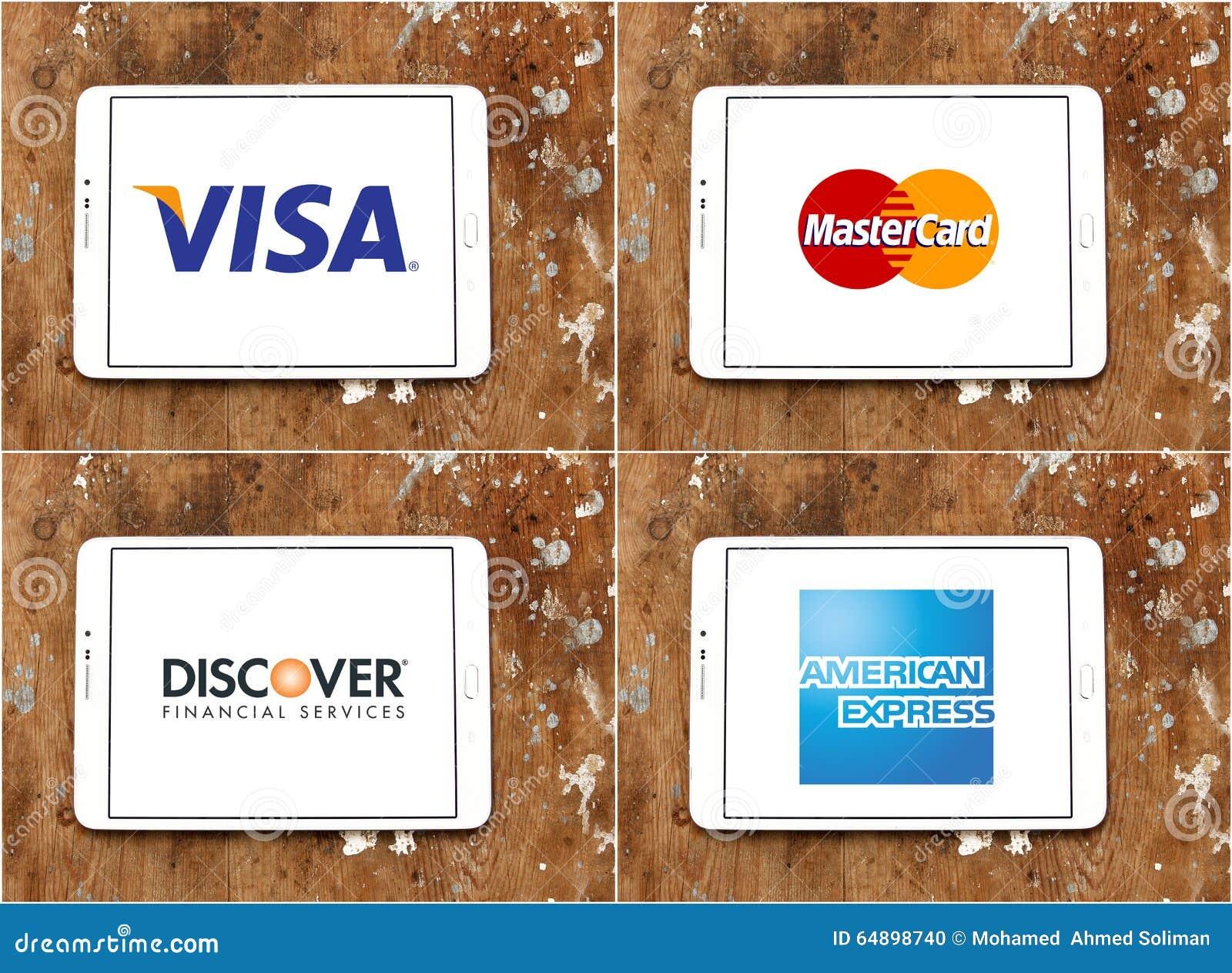 worldwide money transfer methods logos visa mastercard discover