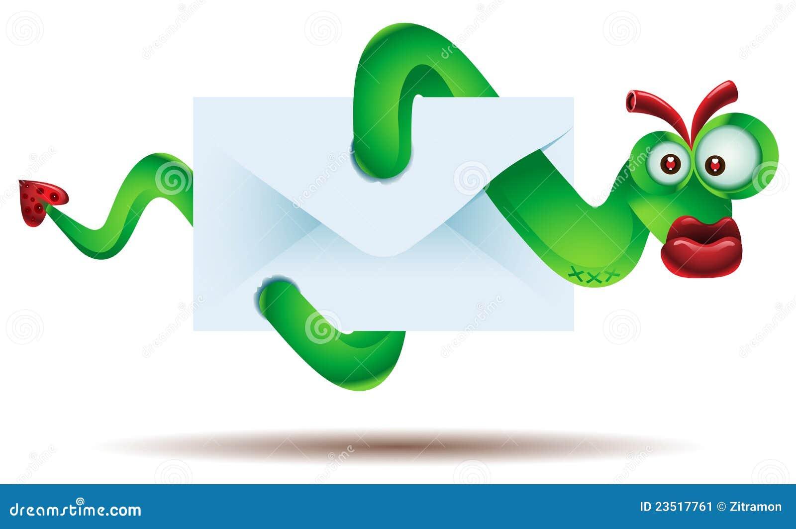 Worm Stock Image Image 23517761