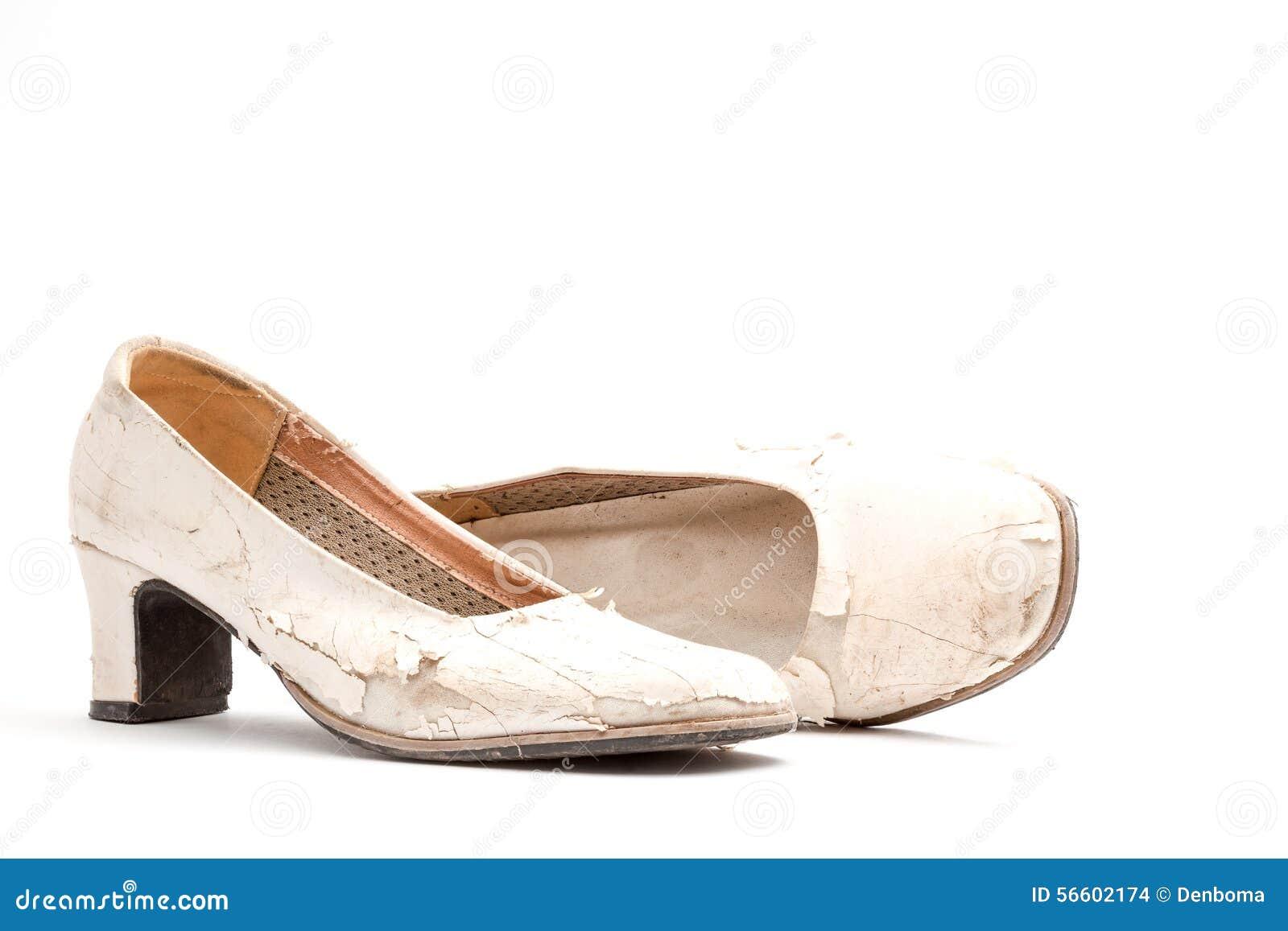 Cartoon Men Work Shoes