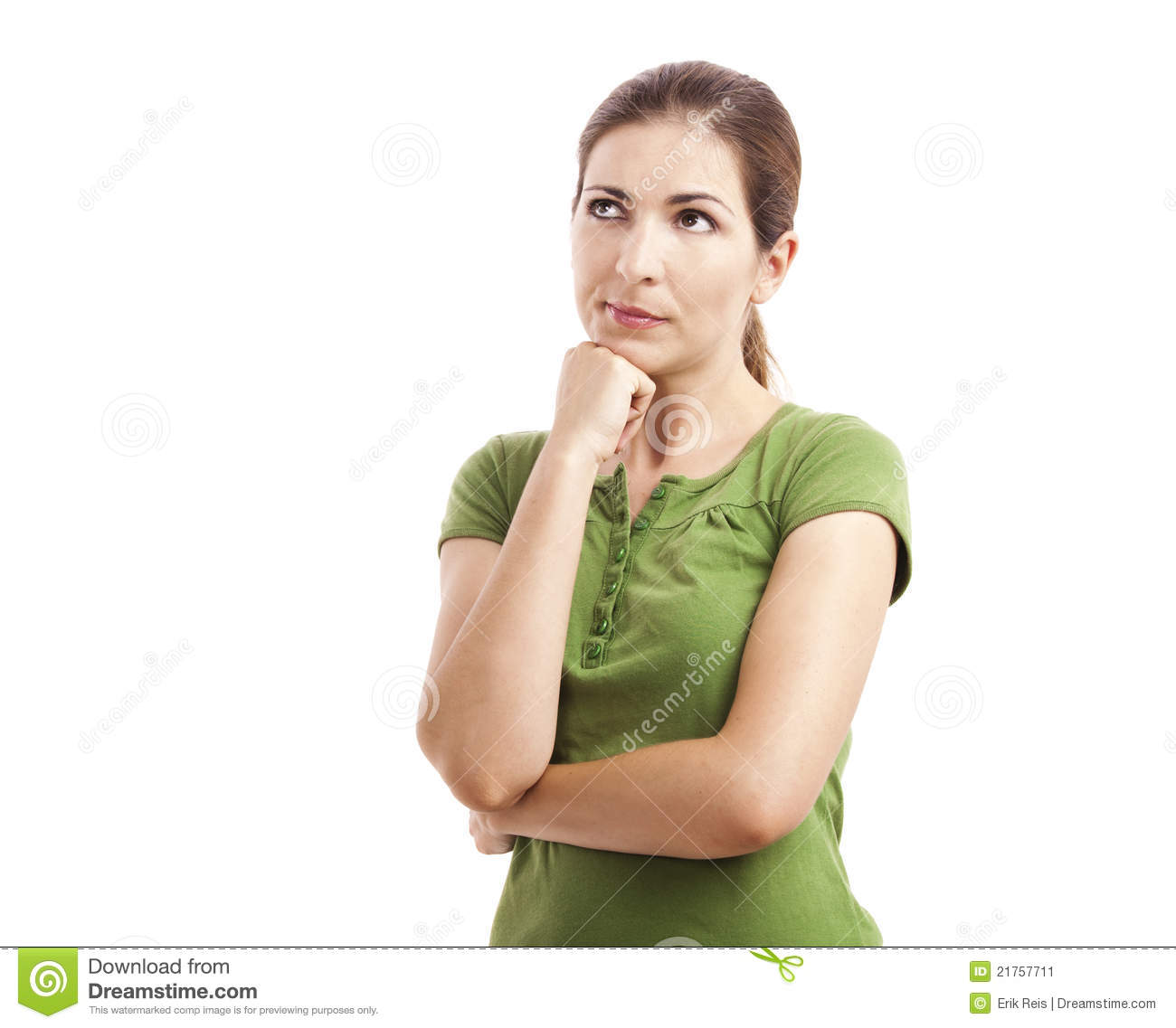 Worried Stock Image - Image: 21757711