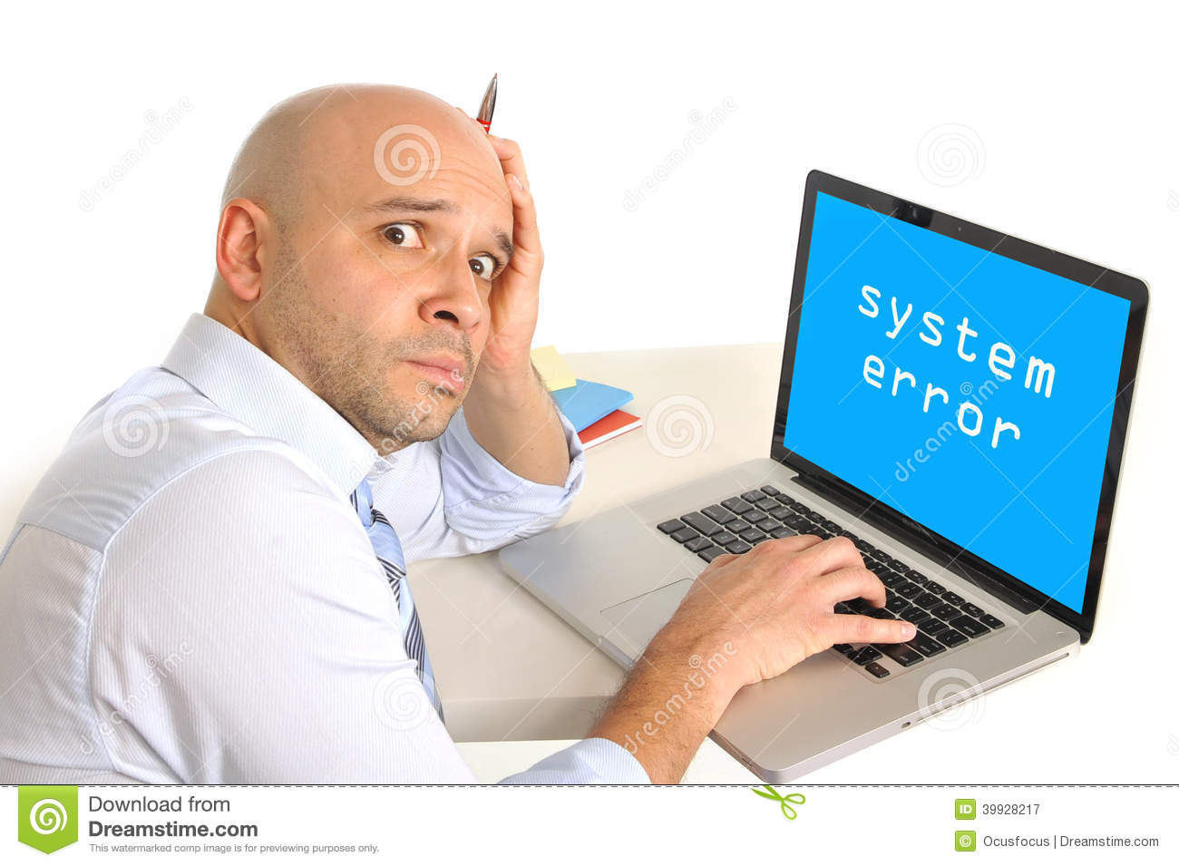 computer technical problems