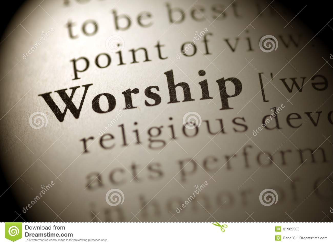 what is worship To praise and worship the god of the bible is to express our love and awe of who he is true worship requires total commitment of our body, mind and spirit.
